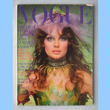 Vogue Magazine - 1970 - April 1st